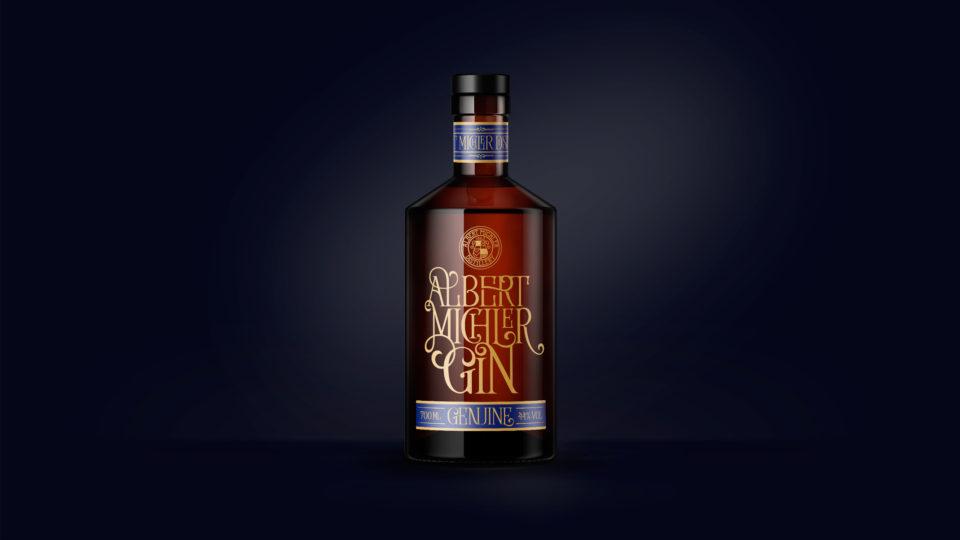 Albert Michler Gin