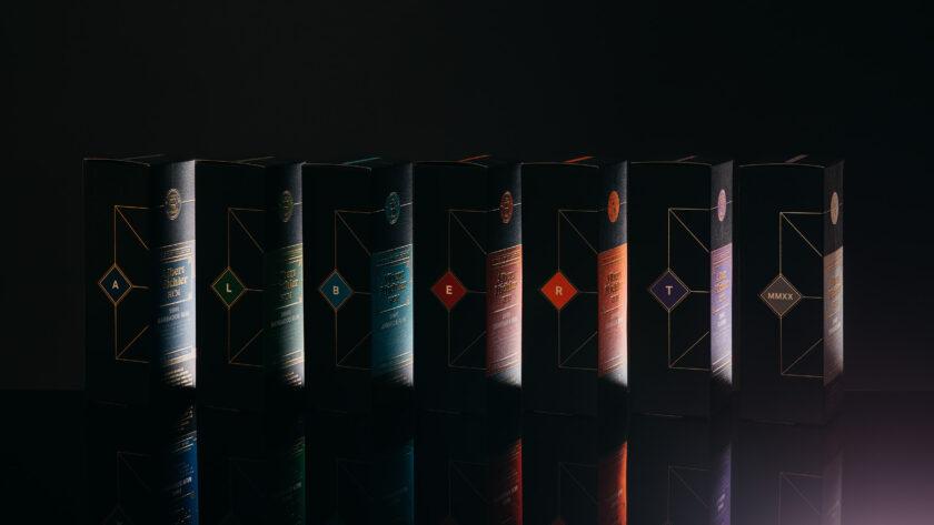 Albert Michler Rum: Single Cask Collection MMXX